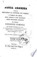 Flora comense disposta secondo il sistema di Linneo a comodo dei medici degli speziali e dei dilettanti nelle escursioni botaniche