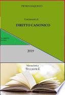 Fondamenti di DIRITTO CANONICO seconda edizione