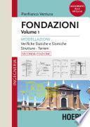 Fondazioni. Volume 1