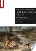 Fonti per la storia romana
