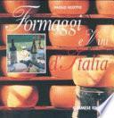 Formaggi e vini d'Italia-Vini e formaggi d'Italia