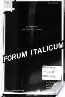 Forum Italicum