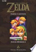 Four swords. The legend of Zelda. Perfect edition