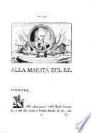 Funerali per Carlo 3. Re delle Spagne e per l'infante di Napoli D. Gennaro Borbone
