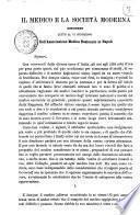 Galateo de' medici e de' malati di F. Coletti