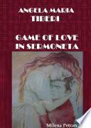 GAME OF LOVE IN SERMONETA