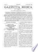 Gazzetta medica di Roma