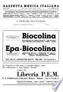 Gazzetta medica lombarda