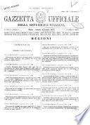 Gazzetta ufficiale della Repubblica italiana. Parte prima, 3. serie speciale, regioni