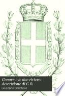 Genova e le due riviere: descrizione di G.B.