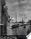 Genova rivista municipale