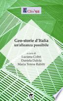 Geo-storie d'Italia