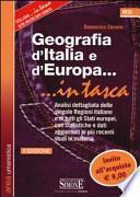 Geografia d'Italia e d'Europa... in tasca