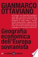 Geografia economica dell'Europa sovranista