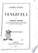 Geografia statistica di Venezuela