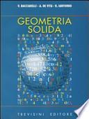 Geometria solida. Per il Liceo scientifico