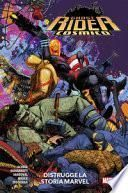 Ghost Rider Cosmico distrugge la storia Marvel