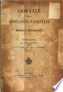 Giornale della Associazione napoletana di medici e naturalisti