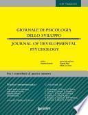 Giornale di Psicologia dello sviluppo - Journal of Developmental Psychology n. 98 - febbraio 2011