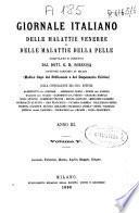 Giornale Italiano delle Malattie Veneree e delle Malattie della Pelle