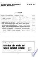 Giornale italiano di dermatologia. Minerva dermatologica