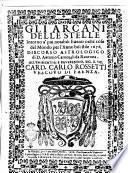 Gli arcani delle stelle intorno a' piu' notabili euenti nelle cose del mondo per l'anno bisestile 1676. Discorso astrologico di d. Antonio Carneuali da Rauenna. ..
