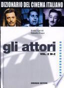 Gli Attori Vol. 2 M-z - 8884402697