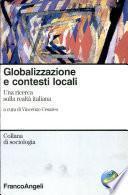 Globalizzazione e contesti locali
