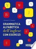 Grammatica alfabetica dell'inglese con esercizi
