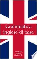 Grammatica inglese di base
