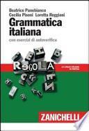 Grammatica italiana : con esercizi di autoverifica