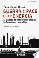 Guerra e pace dell'energia