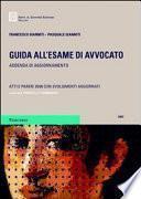 Guida all'esame di avvocato. Normativa,strategia e tecniche redazionali.Atti e pareri 1989-2005 con svolgimenti aggiornati.A cura di A.Pontalti e P.Sommaggio.
