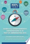 Guida all'orientamento e ai test di ammissione 2015
