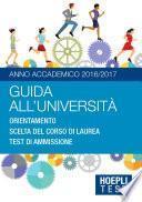 Guida all'Università - Anno Accademico 2016/2017