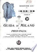 Guida di Milano e provincia