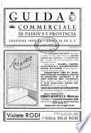 Guida di Padova amministrativa, commerciale, industriale
