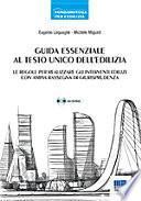 Guida essenziale al Testo Unico dell'edilizia. Con CD-ROM