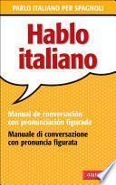 Hablo italiano