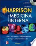Harrison. Principi di medicina interna. Con CD-ROM