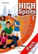 High spirits. Student's book-Workbook-Extra book. Con espansione online. Per la Scuola media. Con Multi-ROM e CD-ROM