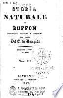 *Histoire naturelle generale et particuliere, avec la description du Cabinet du roi