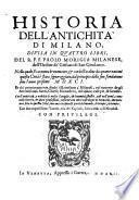 Historiae urbium et Regionum Italiae rariores