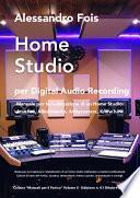 Home Studio per Digital Audio Recording