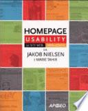 Homepage usability. 50 siti Web analizzati