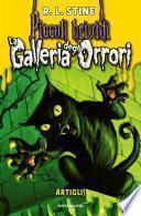 Horrorland - La Galleria degli Orrori 1 - Artigli!