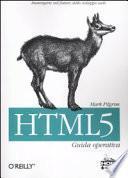 HTML 5. Guida operativa