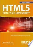 HTML5 con CSS e JavaScript
