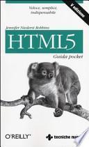 HTML5. Guida pocket