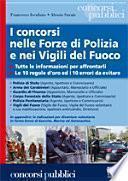 I concorsi nelle Forze di Polizia e nei Vigili del Fuoco